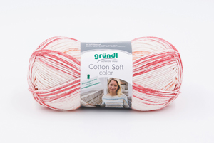 Cotton Soft color Grundl - samovzorovací