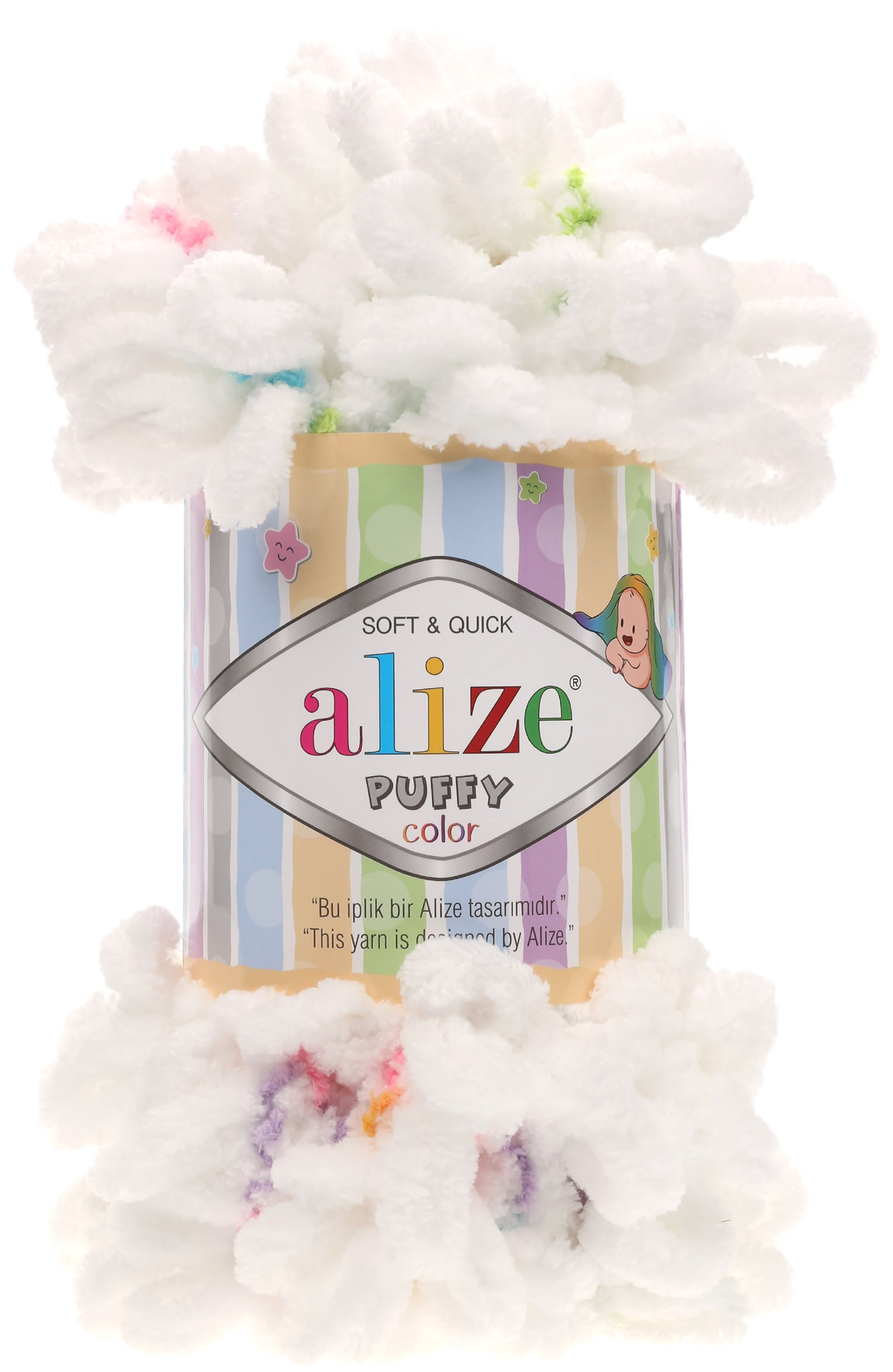 Alize Puffy Fine, Color