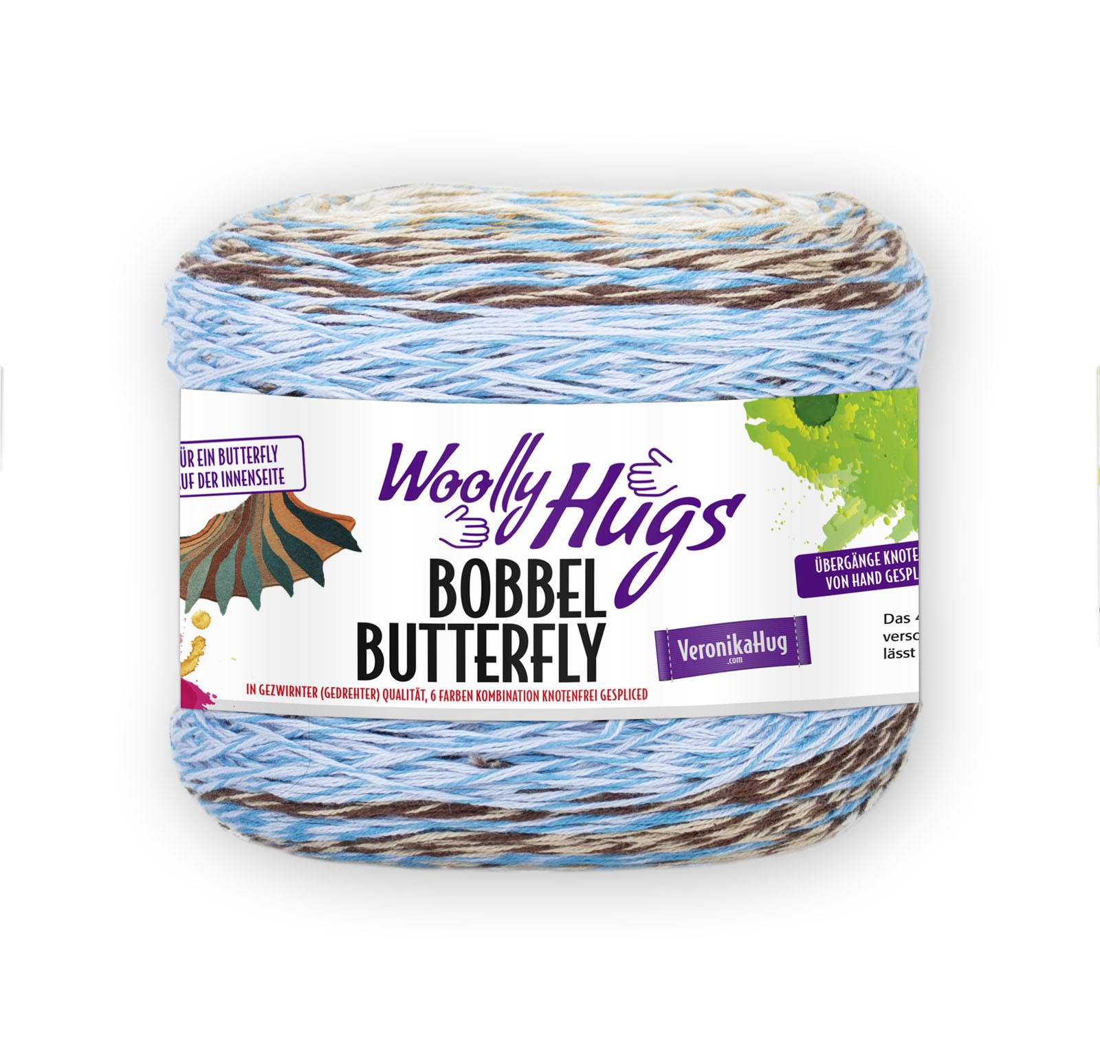 Woolly Hugs Butterfly