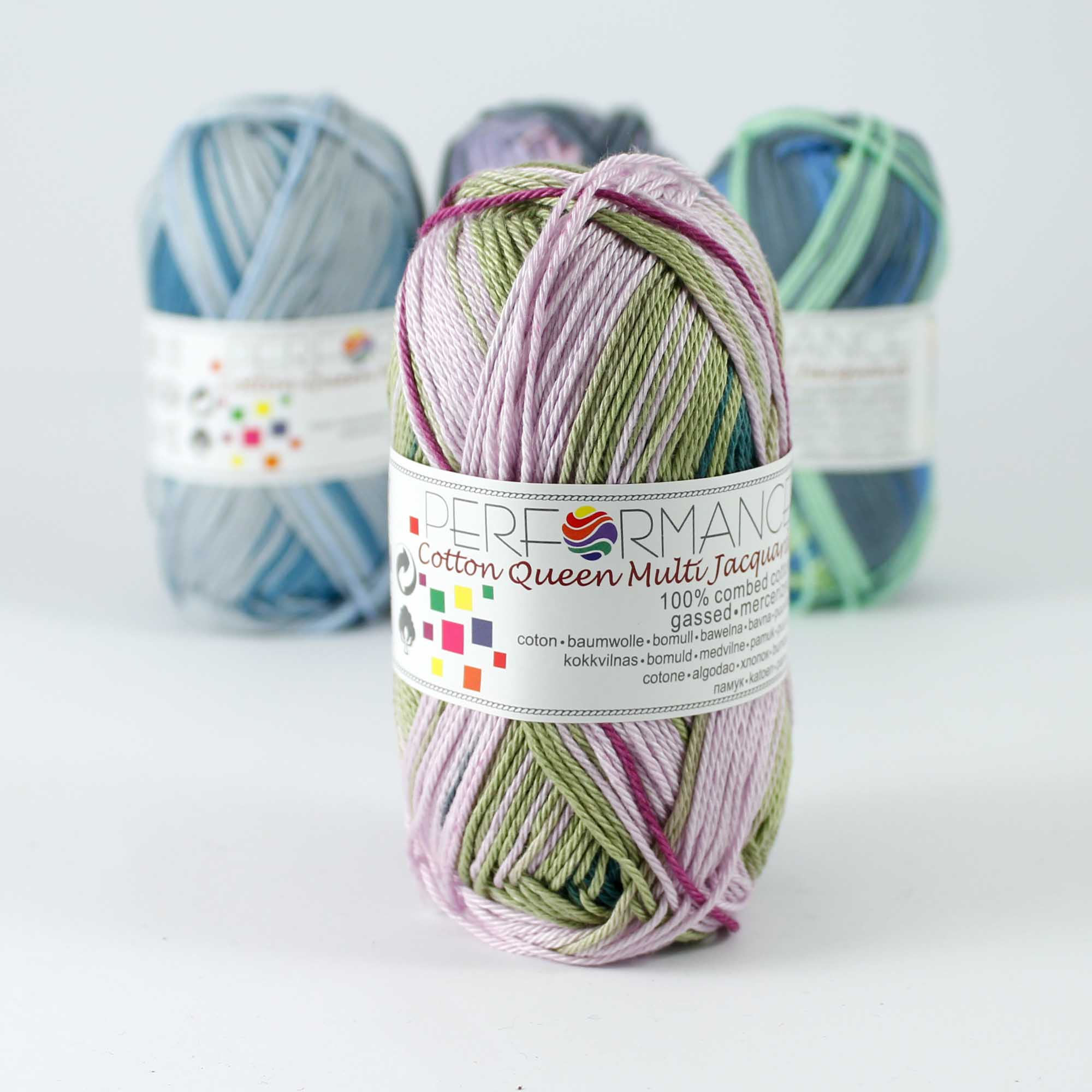 Cotton Queen Multi