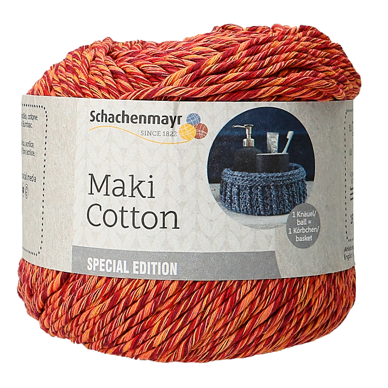 Šňůry Maki Cotton