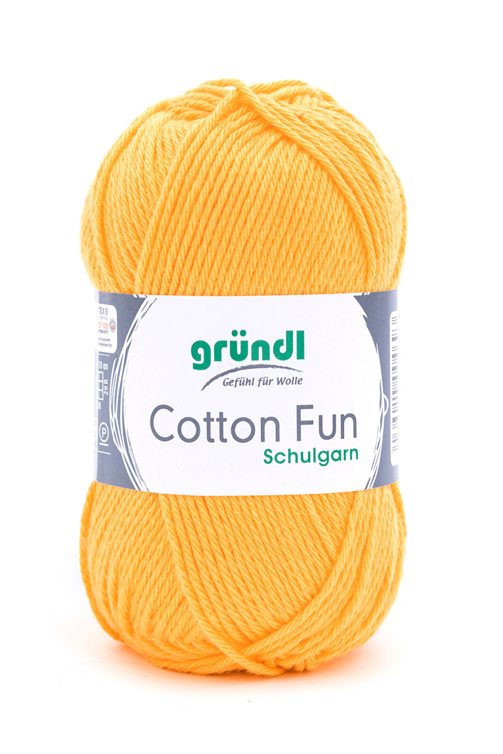 Cotton fun Grundl