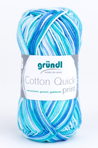 Cotton Quick print Grundl