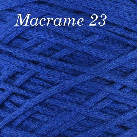 Macrame Cotton 3mm 23